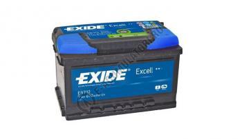 Acumulator Auto Exide Excell 71 Ah cod EB7121