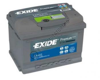 Acumulator Auto Exide Premium 61 Ah cod EA6122