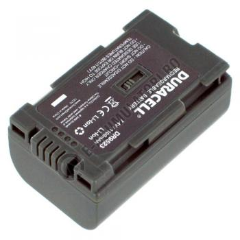 Acumulator Duracell DR9523 pentru camere video1