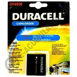 Acumulator Duracell DR9608 pentru camere video PANASONIC VW-VBD140 7.4v 1440mAh0