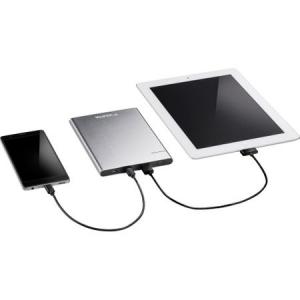 Acumulator extern Varta Slim 12000mAh USB-A si USB-C Litiu-Polimer3