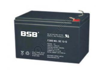 Acumulator VRLA BSB 12 V 12 Ah cod DC12-121
