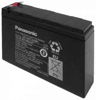 Acumulator VRLA Panasonic 12V 120 W 20W/celula cod UP-VW1220P10