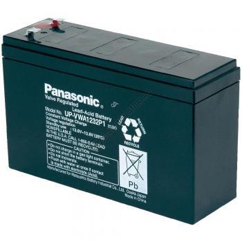 Acumulator VRLA Panasonic 12V 190 W 32W/celula cod UP-VWA1232P20