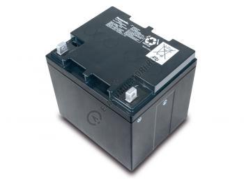 Acumulator VRLA Panasonic 12V 42 Ah cod LC-P1242AP (M5 nut & threated post)0