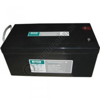 Acumulator VRLA  BSB 12 V 250 Ah cod DB12-2501
