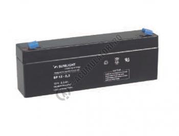 Acumulator VRLA SUNLIGHT 12V 2.3 Ah cod SPA 12-2.31