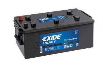 Baterie Auto EXIDE Professional 180 Ah cod EG18030