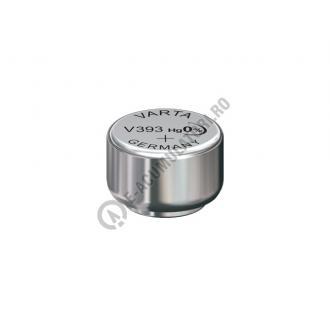 Baterie silver Varta V393, blister 1 buc1