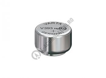 Baterie silver Varta V393, blister 1 buc0