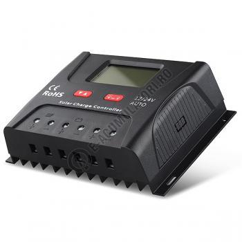 Controller solar Powersave PWM 30A 12/24V SR-HP24301