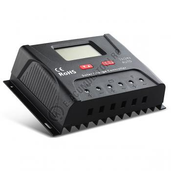 Controller solar Powersave PWM 60A 12/24V SR-HP24602
