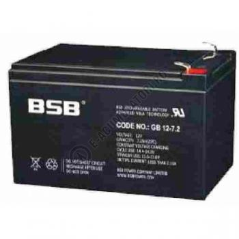 Acumulator VRLA BSB 12V  7.2 Ah cod GB12-7.21