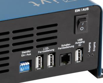 Invertor Digital IVT undă sinusoidală DSW-2000-Synchro/12 V cod 4301092