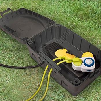 Kit cutie alimentare în aer liber Masterplug WBXIP38T/S-MP1