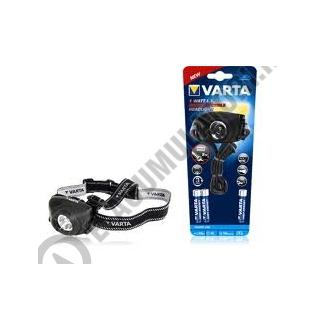 Lanterna Varta 17731 1-watt LED INDESTRUCTIBLE Head Light0