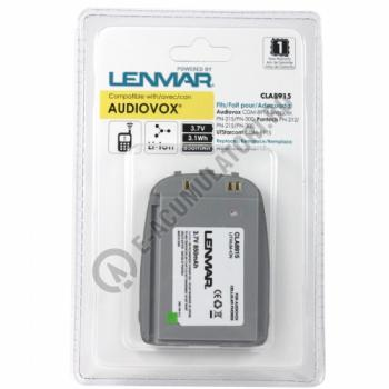 Lenmar Replacement Battery for Audiovox CDM-8915 Snapper, pn 215, pn 300 Cellular Phones2