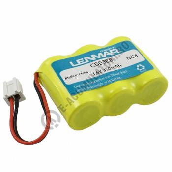 Lenmar Replacement Battery for Bell South 33011, 33020, 3866, 3890, 39030 Cordless Phones0