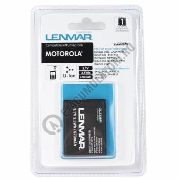 Lenmar Replacement Battery for Motorola Hint QA30 Cellular Phones1