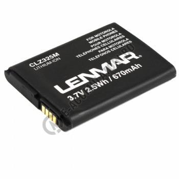 Lenmar Replacement Battery for Motorola Hint QA30 Cellular Phones0