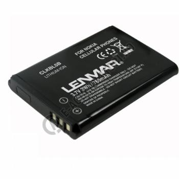 Lenmar Replacement Battery for Nokia 5300 Series Cellular Phones0