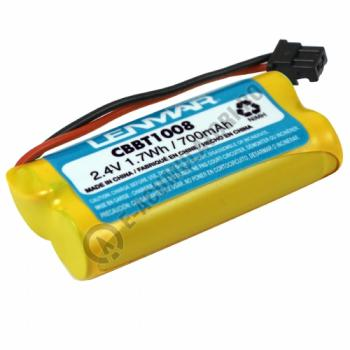 Lenmar Replacement Battery for Uniden 1560 Series, 1580 Series, 1588 Series, 2060 Series, 2080 Series Cordless Phones0
