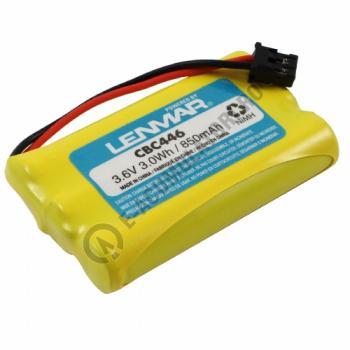 Lenmar Replacement Battery for Uniden DCT Series, DCX Series Cordless Phones0
