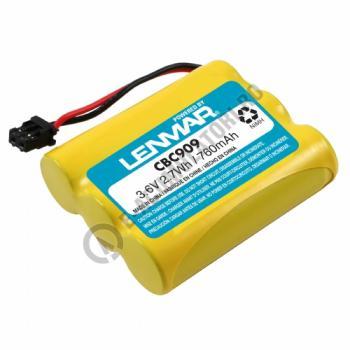 Lenmar Replacement Battery for Uniden DCT Series, DCX Series, TCX Series, TRU Series Cordless Phones0