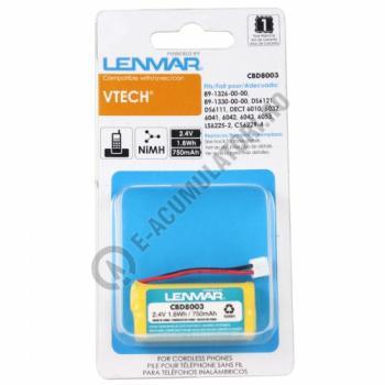Lenmar Replacement Battery for V-Tech 6010, 6031, 6032, 6041, 6042 Cordless Phones2