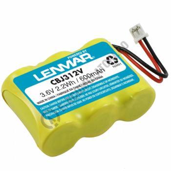 Lenmar Replacement Battery for V-Tech VT62-9116, VT66-9116, VT8118, VT9109 Cordless Phones0