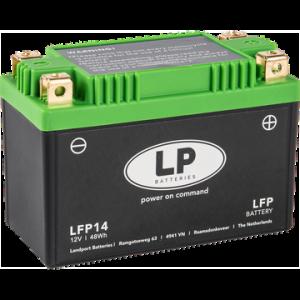 Acumulator Moto LandPort Li-Ion 12V 48 Wh 240A LFP140