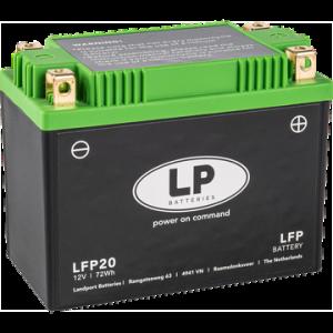 Acumulator Moto LandPort Li-Ion 12V 72 Wh 360A LFP200