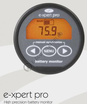 Minicalculator setare stare baterie TBS E-Xpert PRO0