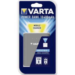 Powerbank Varta 10400mAh 579610
