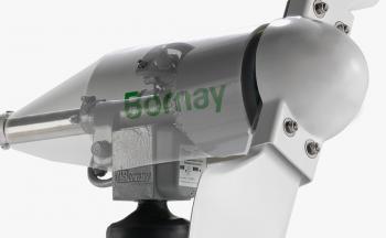 Turbina eoliana Bornay 1500 W 48V 2 lame cu controller digital B1500/482