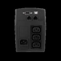 UPS Cyber Power VALUE600EILCD 600VA 360W AVR1