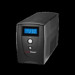 UPS Cyber Power VALUE600EILCD 600VA 360W AVR0