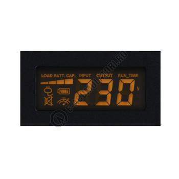 UPS pentru centrale termice Cyber Power CPS600E 600VA 420W + Acumulator 12V 72 Ah4