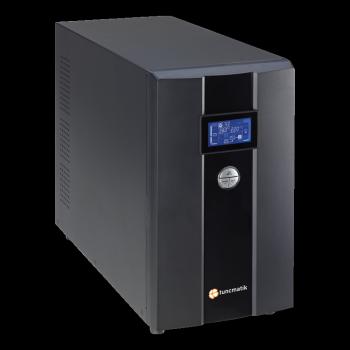 UPS Tuncmatik Newtech PRO 3 KVA/2400W Phase 1/1 TSK15361