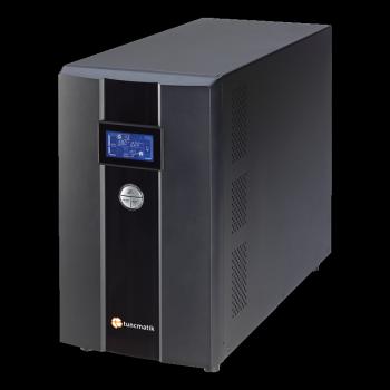 UPS Tuncmatik Newtech PRO 3 KVA/2400W Phase 1/1 TSK15360