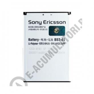 Acumulator original Sony Ericsson BST-41, bulk-big
