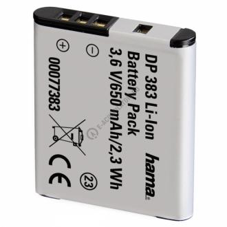 Baterie Hama 77383 DP383 Li-Ion pt Sony-big