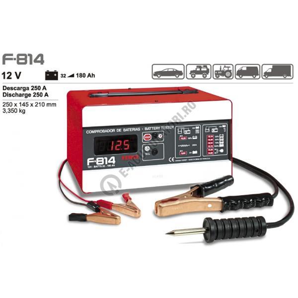 Tester baterie Ferve F-814-big