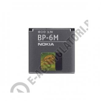 Acumulator original Nokia BP-6M, bulk-big