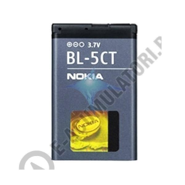 Acumulator original Li-Ion Nokia BL-5CT, bulk!-big