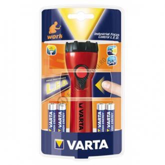 Lanterna Varta 12640 Indust. Focus LED 4AA-big