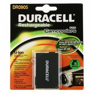 Acumulator Duracell DR0905 pentru camere video-big