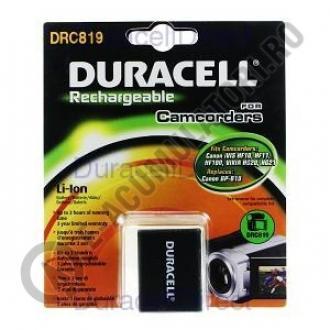 Acumulator Duracell DRC819 pentru camere video-big