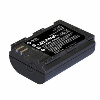 Acumulator DLCE6 pentru CANON LP-E6 7.2V 1800mAh-big