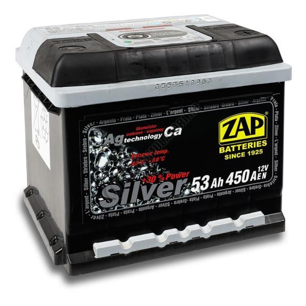 Baterie auto ZAP SILVER 53 Ah-big